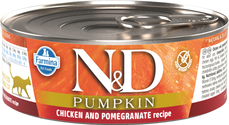 N&D Cat Chicken with Pumpkin 80 g