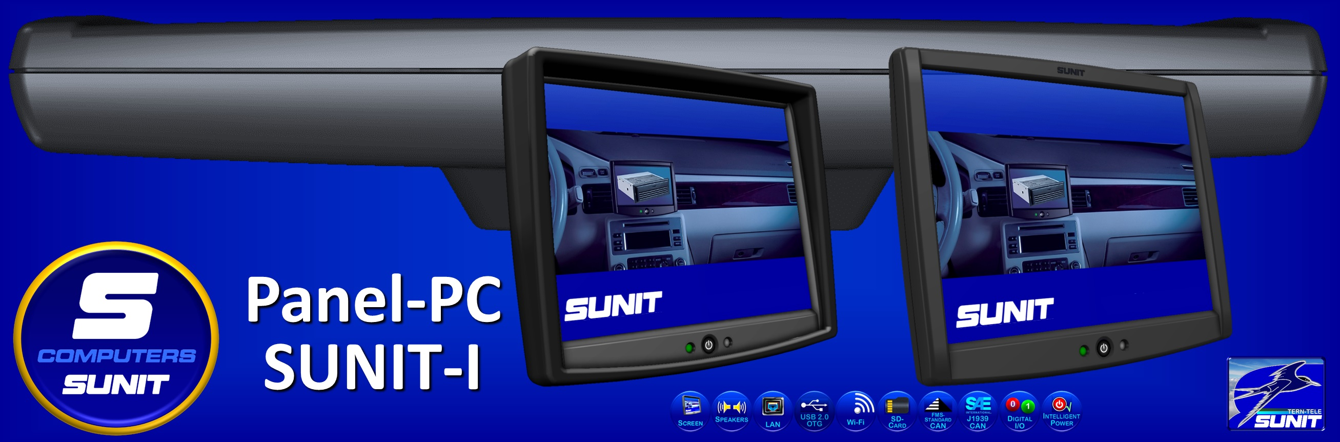 Sunit-I All-in-One Panel-PC