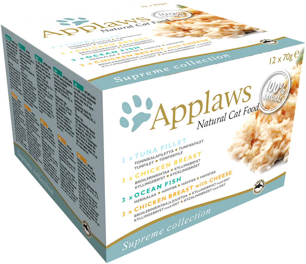 Applaws Supreme collection 12 x 70 g
