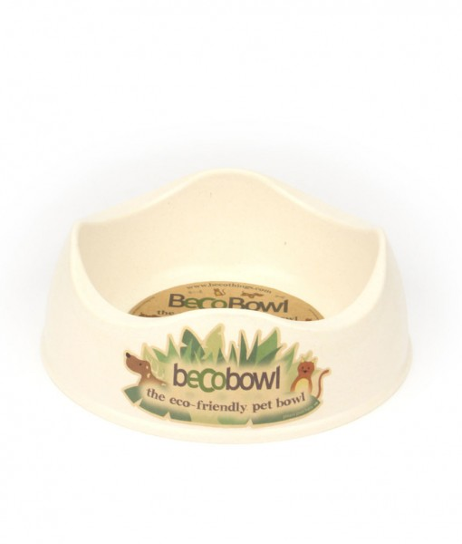Beco Pets Bowl 1.5 l Natural