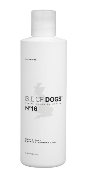 Isle Of Dogs N16 White Coat Shampoo 250 ml