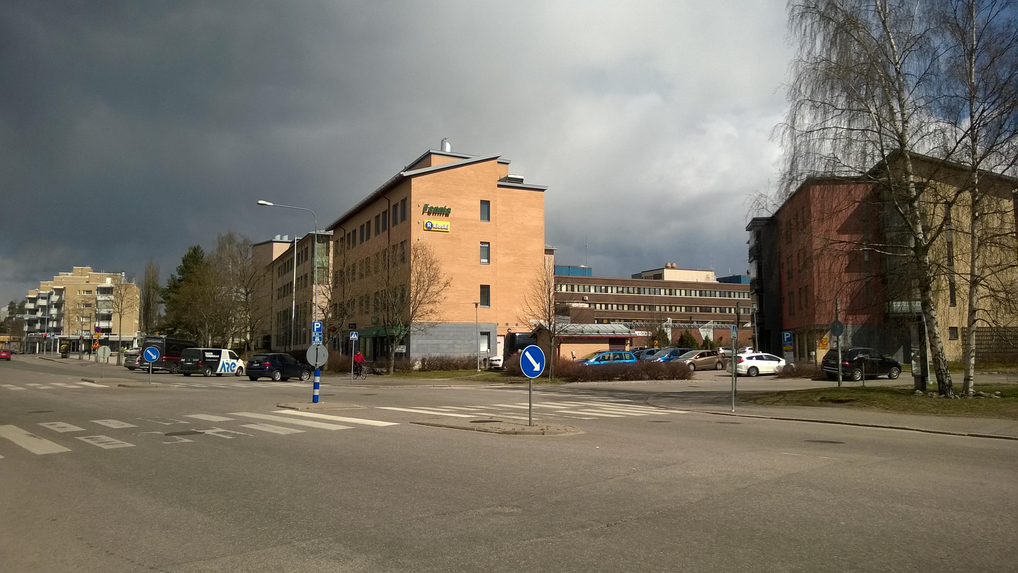 Yhteiskouluntie 17 Järvenpää
