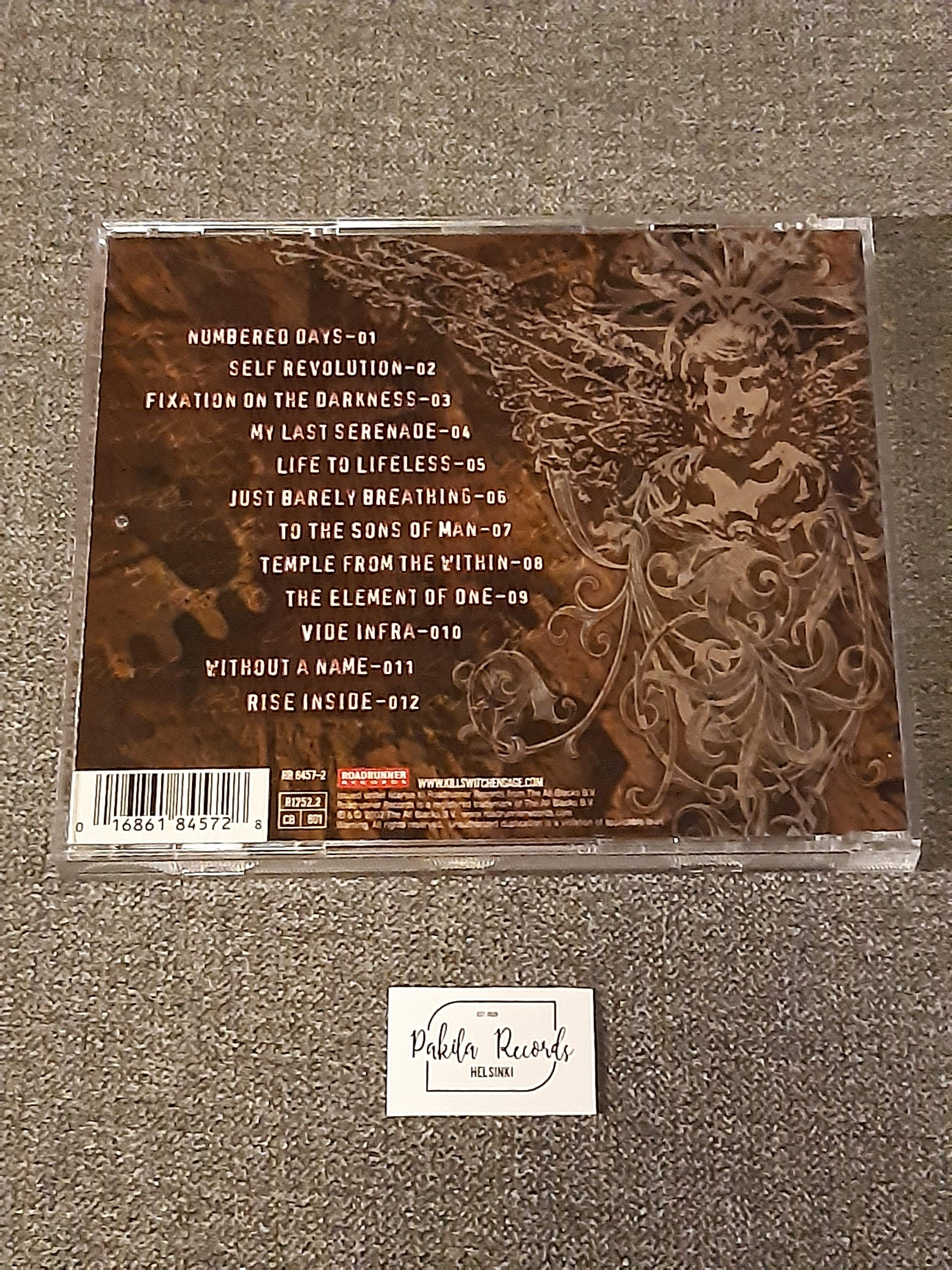 Killswitch Engage - Alive Or Just Breathing - CD (käytetty)