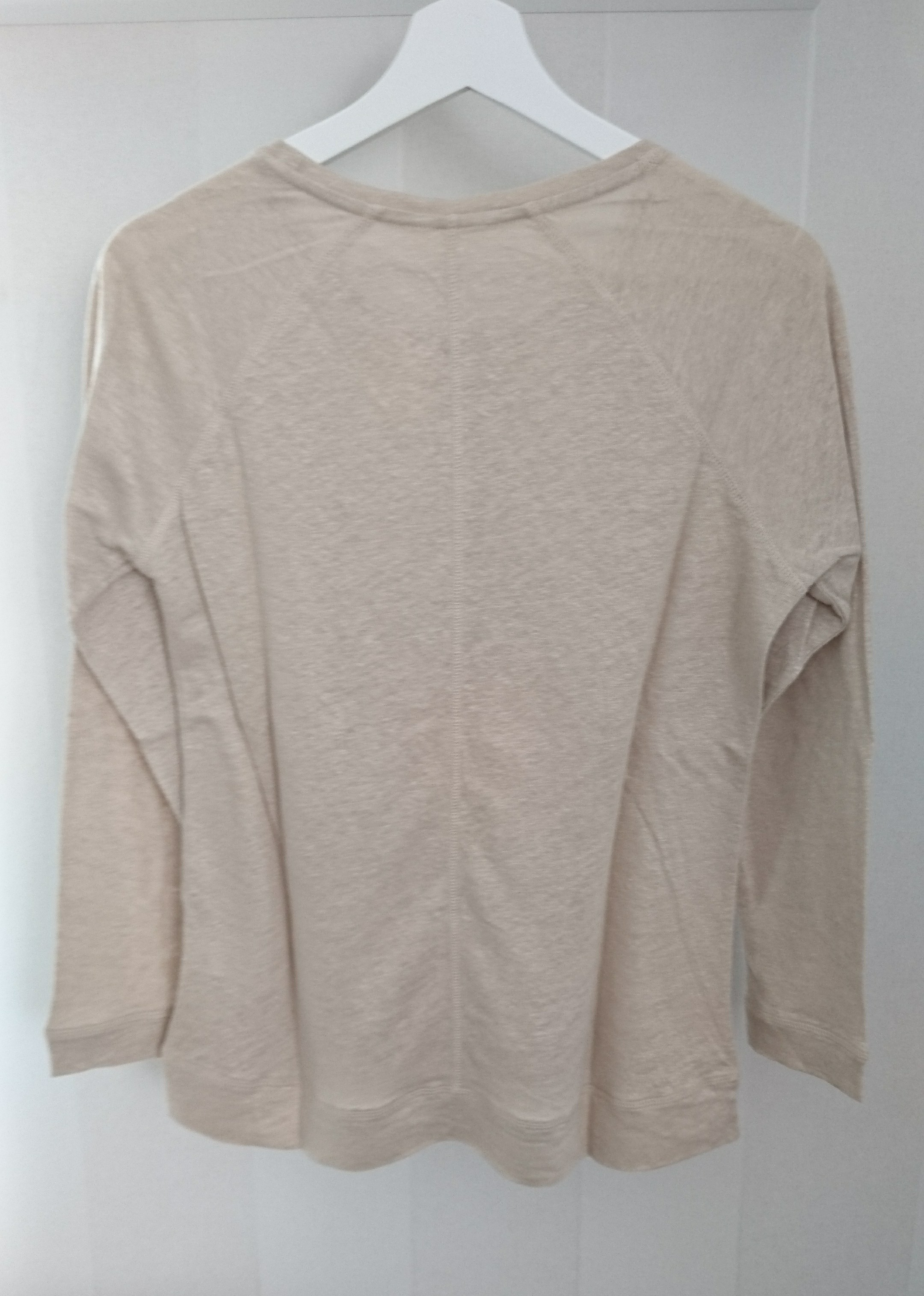 GARDEL BY MOORE Simone Top Soft Oatmeal