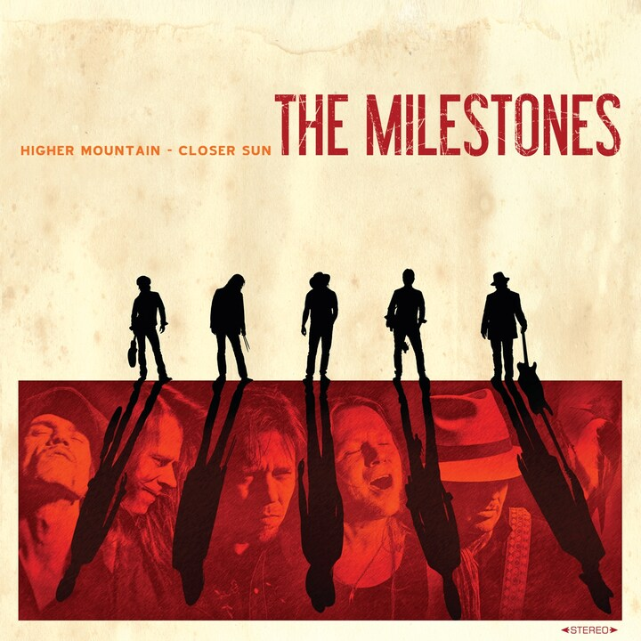 The Milestones - Higher Mountain - Closer Sun - CD (uusi)