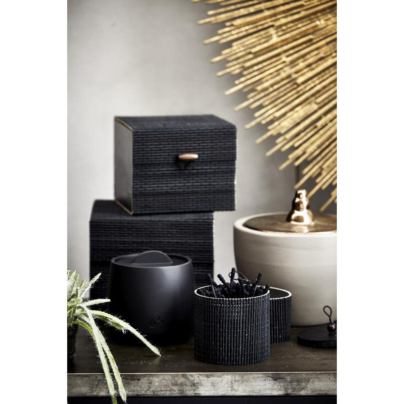 LENE BJERRE - Roisin bamboo box set Black