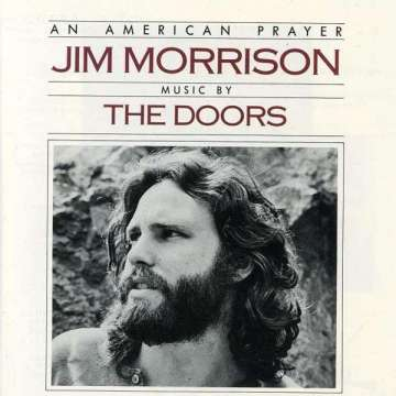 Jim Morrison, Music By The Doors - An American Prayer - CD (uusi)