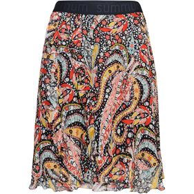 Summum Woman Skirt Flower Paisley - Multicolour
