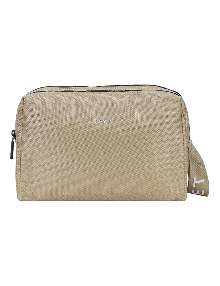 DAY ET - Day GW Sporty Logo Beauty Bag Moonlight Beige