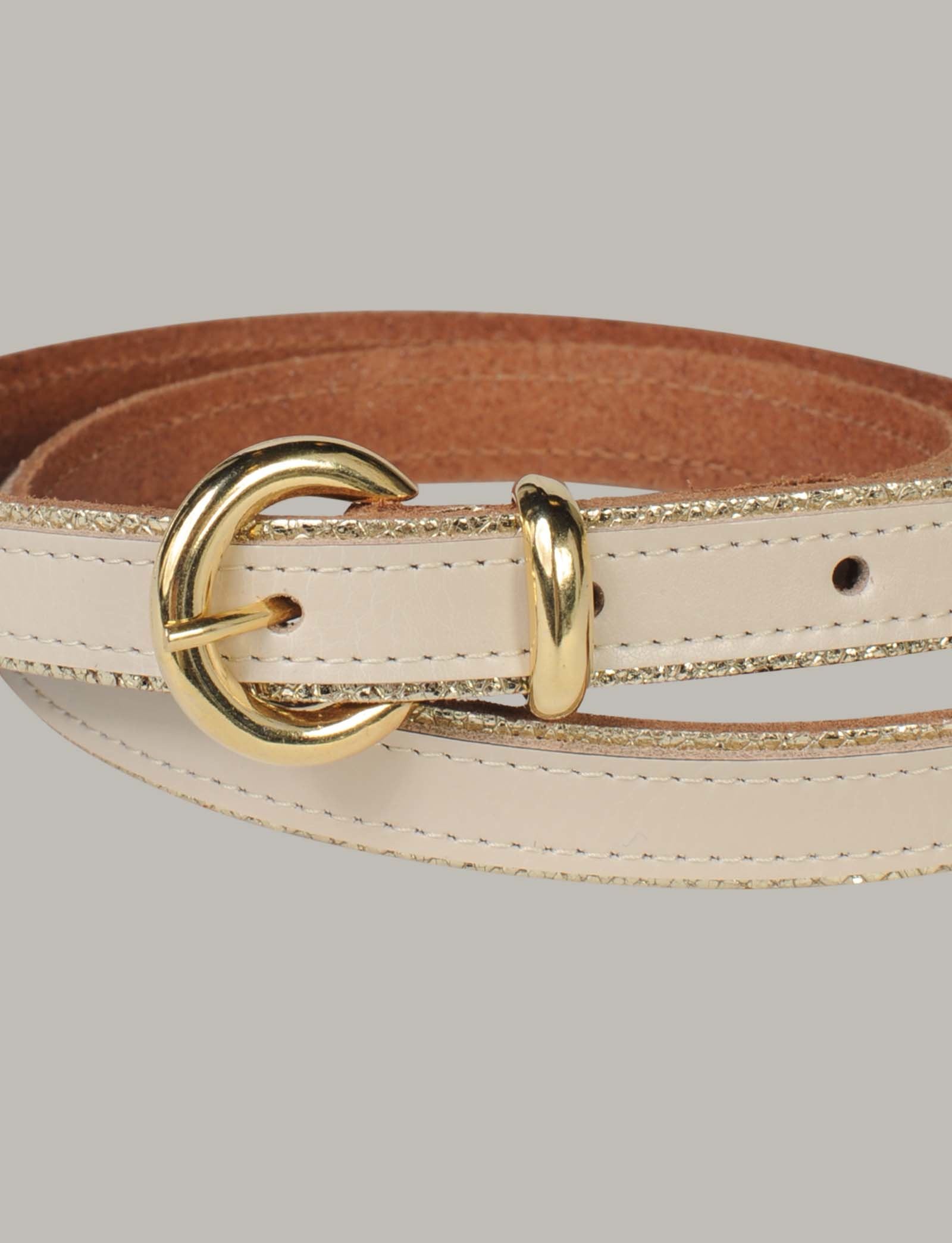 Summum Woman Classic Belt Sahara Dust