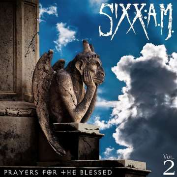 Sixx A.M. - Prayers For The Blessed - CD + T-Shirt (uusi)