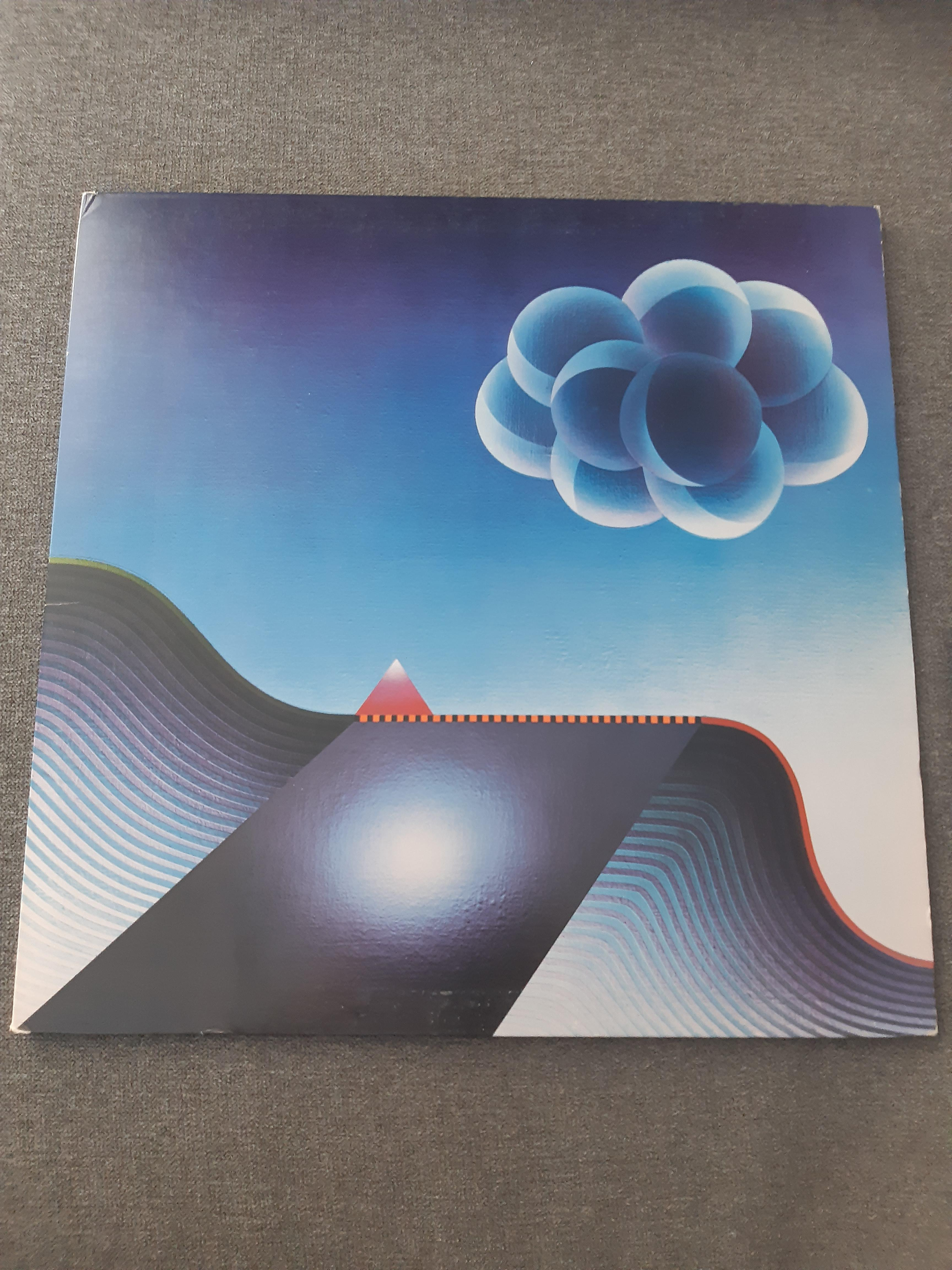 The Alan Parsons Project - The Best Of - LP (käytetty)