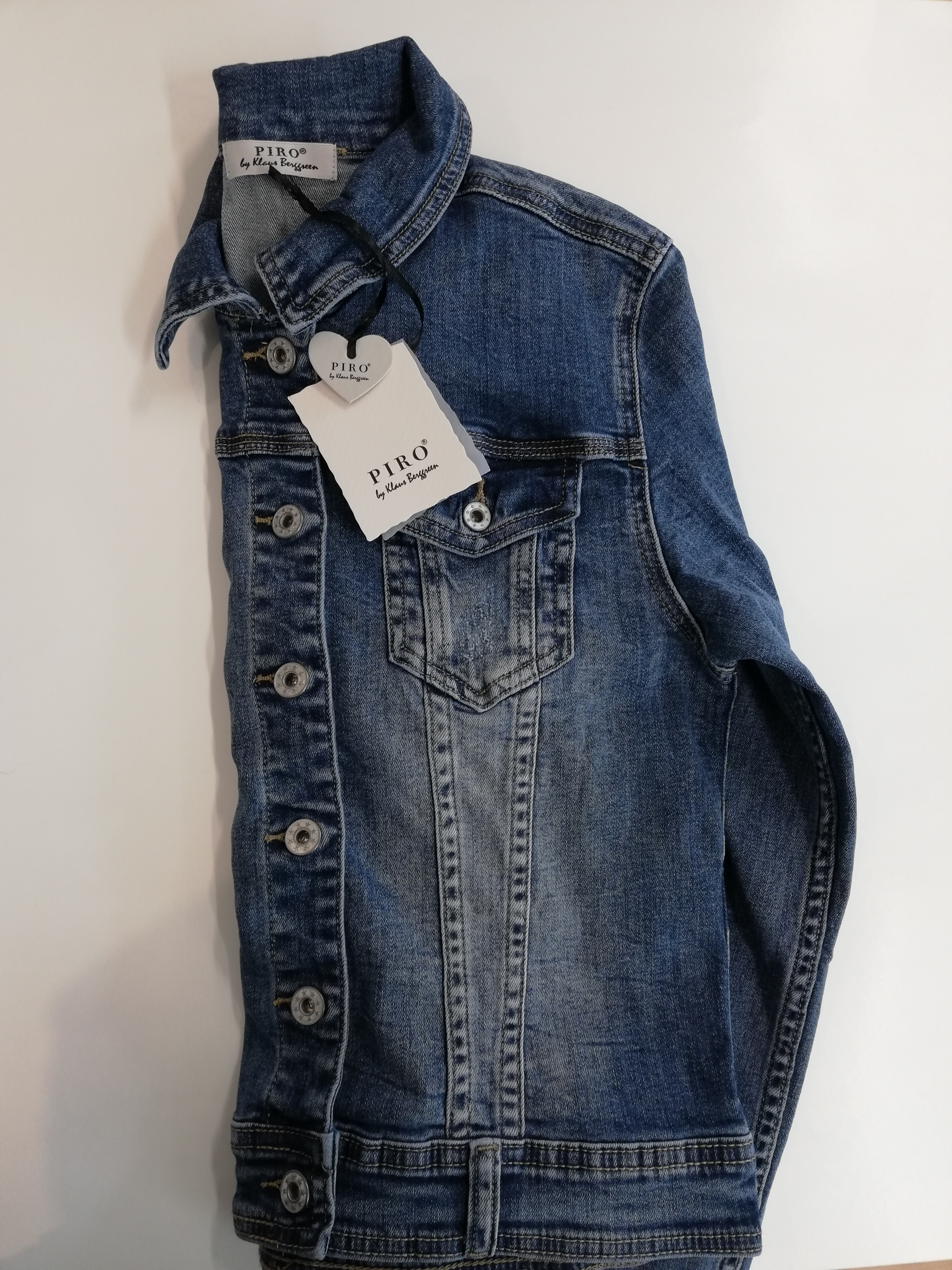 PIRO Jeans Jacket Denim