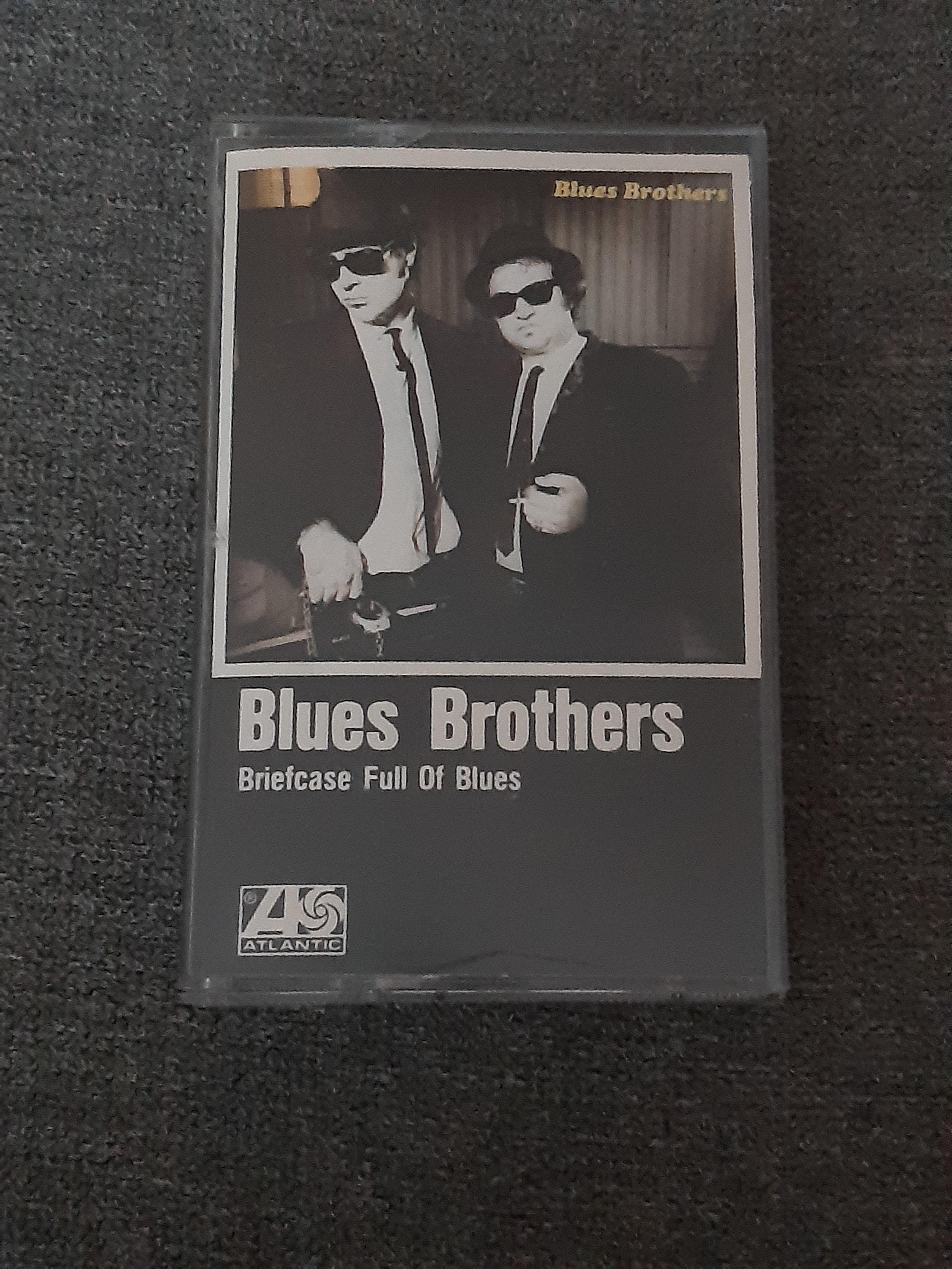 Blues Brothers - Briefcase Full Of Blues - Kasetti (käytetty)
