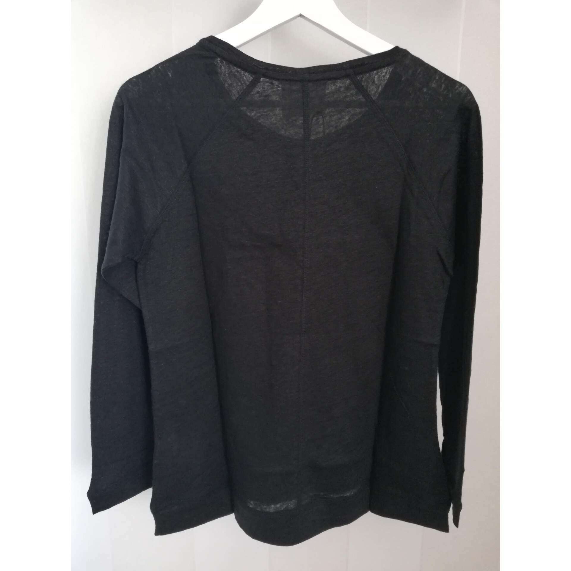 GARDEL BY MOORE Simone Top Black