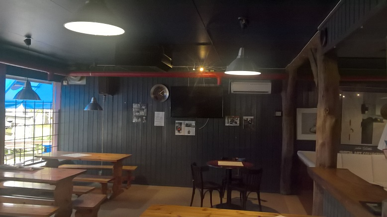 Karjalohjan Neste Ravintola kuva1jpg