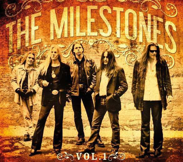 The Milestones - Vol. 1 - CD (uusi)