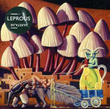 Leprous - Bilateral - CD (uusi)