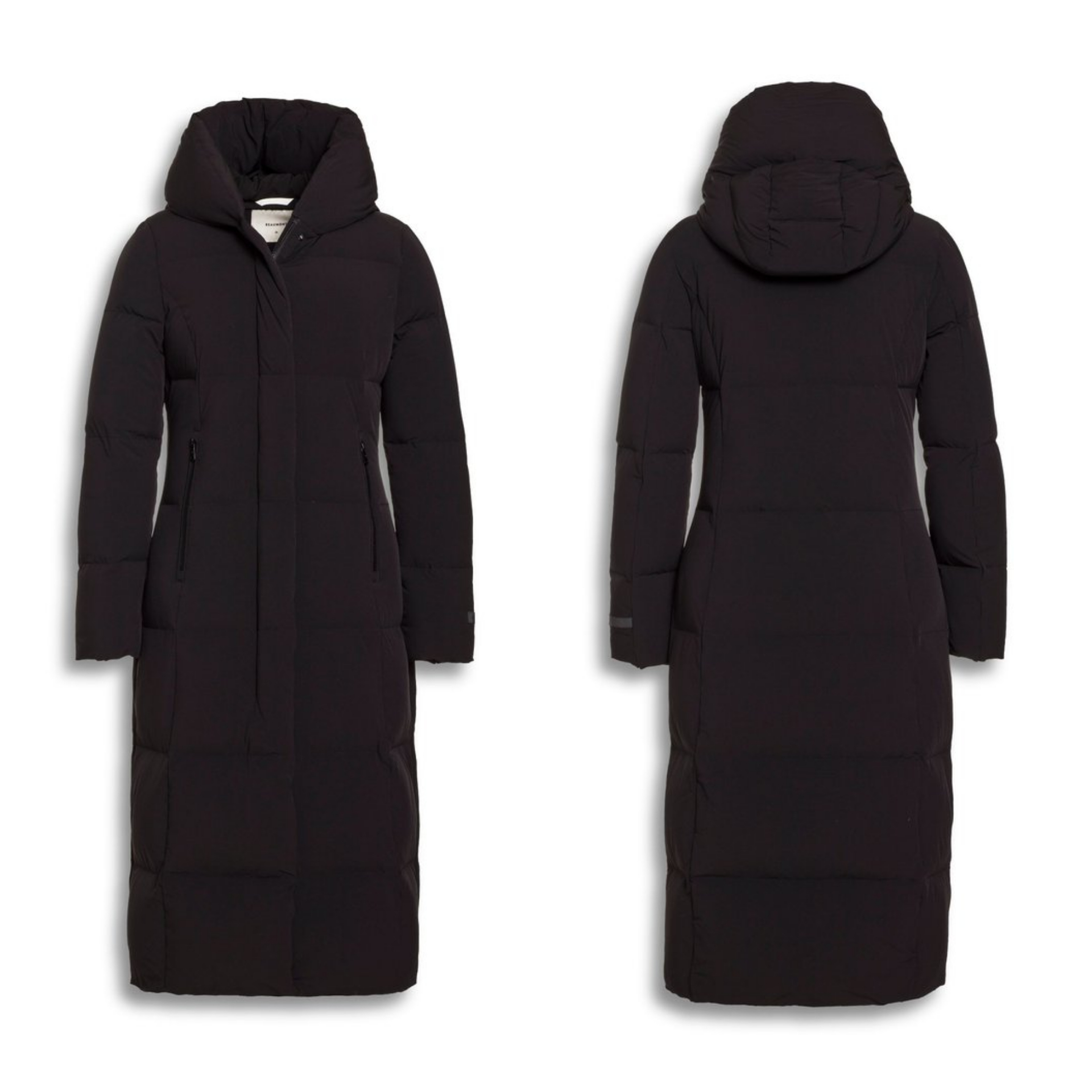 BEAUMONT Bi-Stretch Long Coat