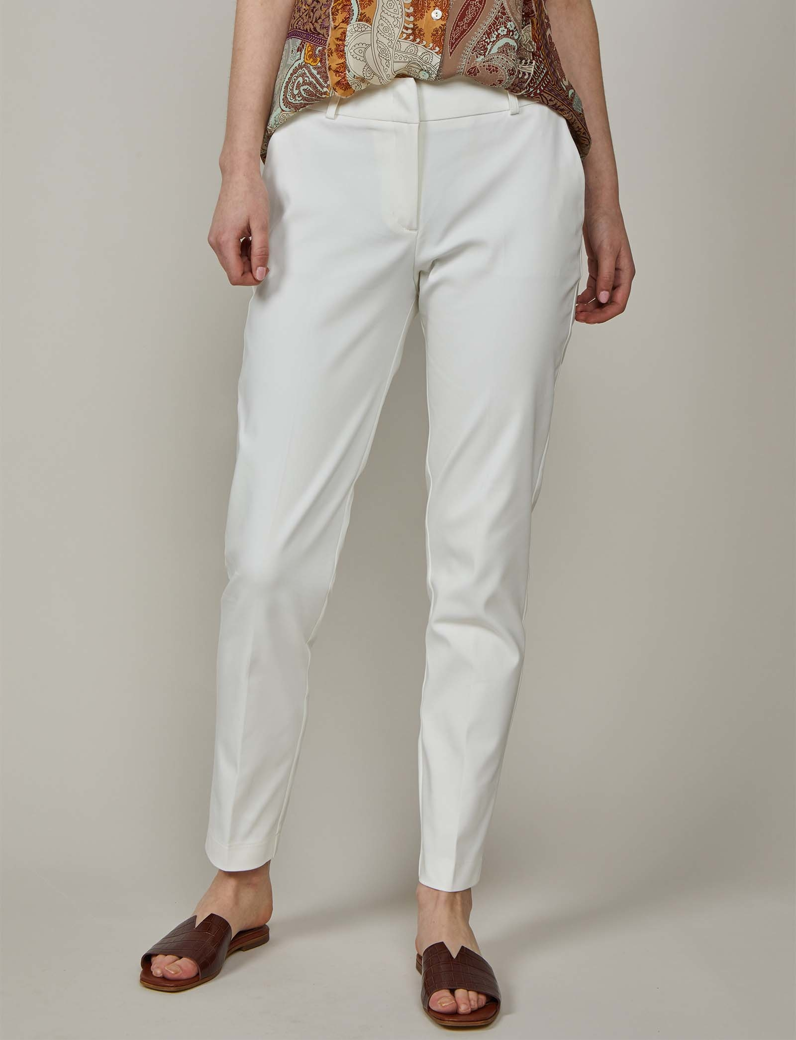 Summum Woman Trousers Classics Shell