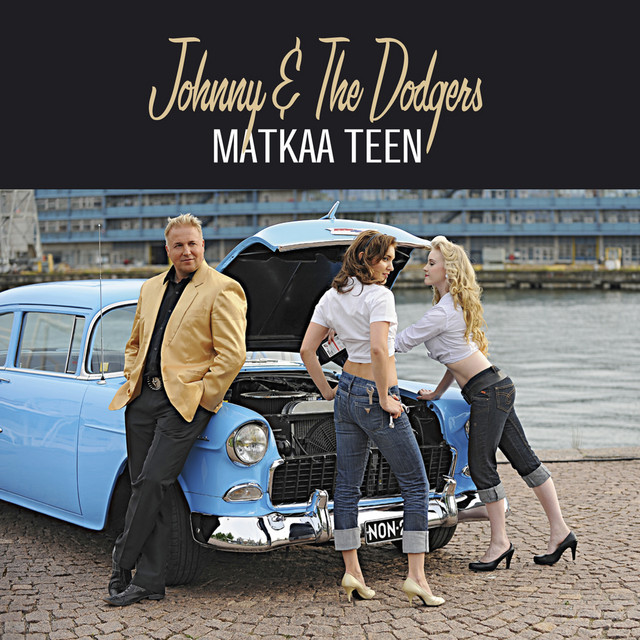 Johnny & The Dodgers - Matkaa teen - CD (uusi)