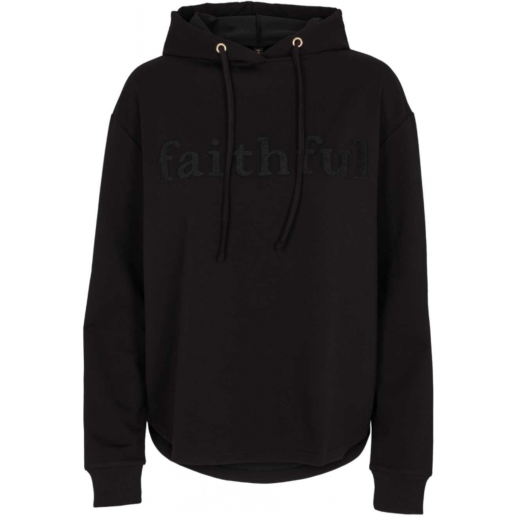 PREPAIR Faithful Hoodie Black, Koot S-XXL