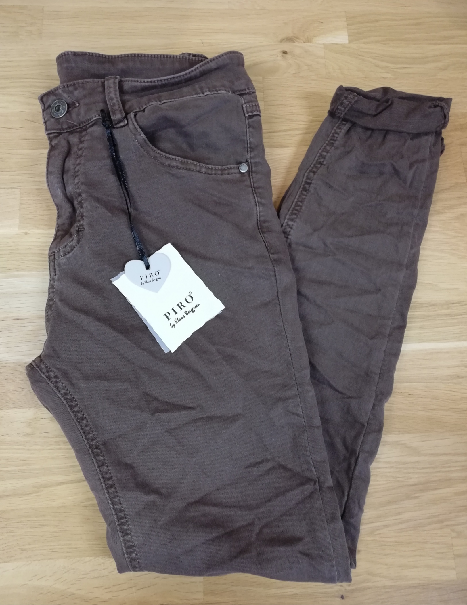 PIRO Jeans BP530-24 Marrone