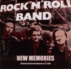 Rock'n'Roll Band - New Memories - CD (uusi)