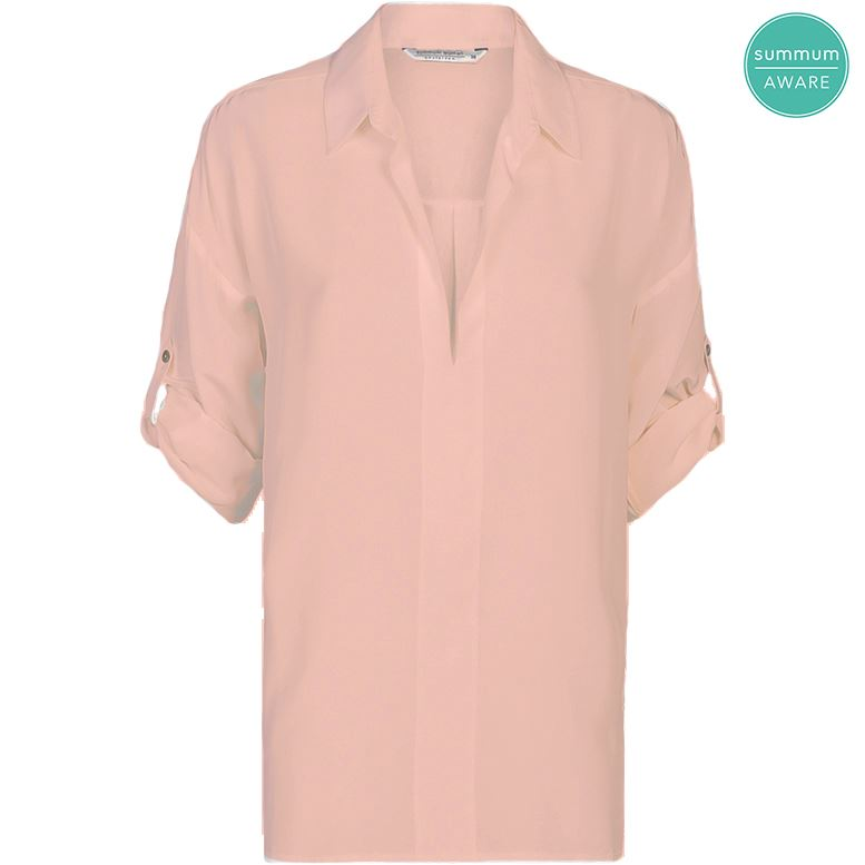 Summum Woman Blouse Powder Pink