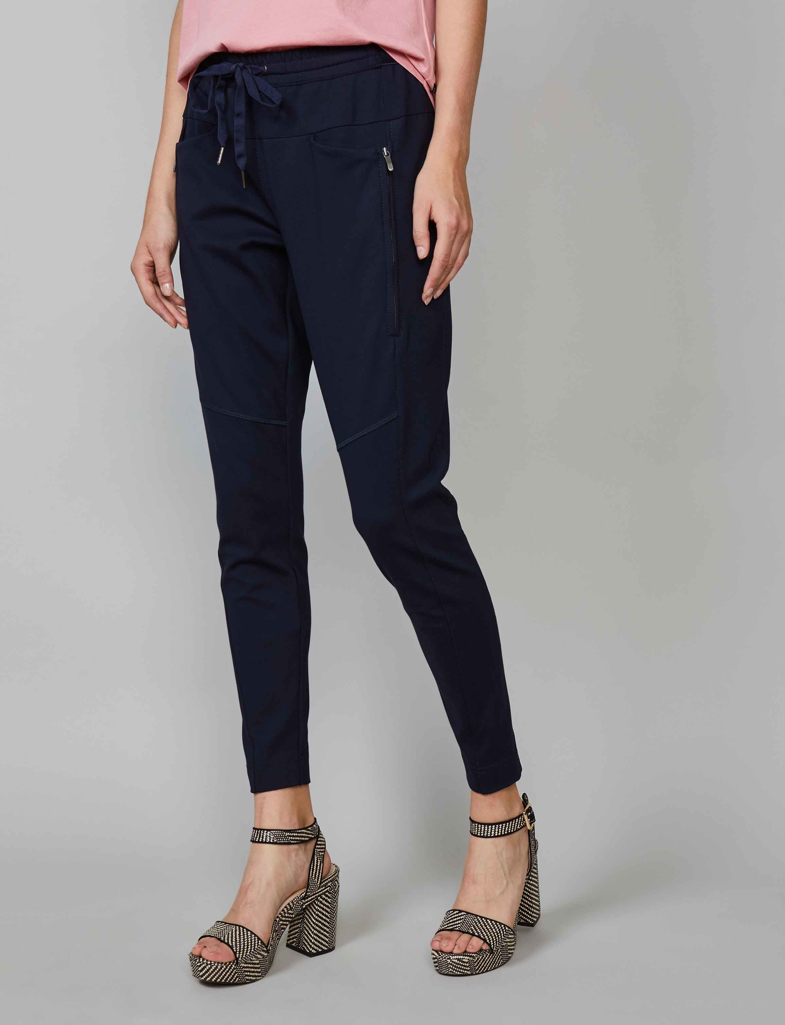 Summum Woman Sporty Pants - Night Blue